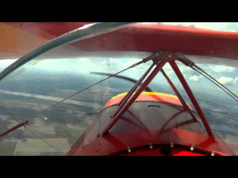 Bob flies the Pitts
