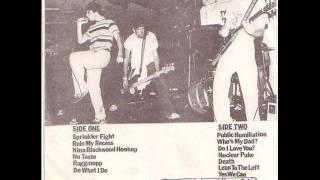 Public Humiliation - Goonytunes EP (1985)