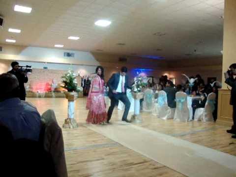 DK Wedding Reception Entrance Dance