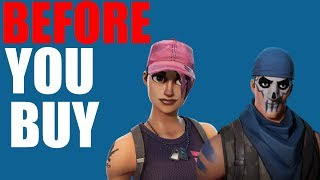 Rose Team Leader | Warpaint - Before You Buy/Review/Showcase (Founders Skins) Fortnite Skins