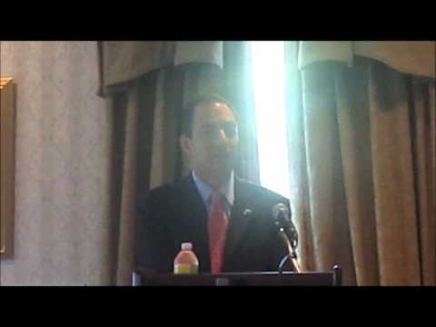 Reince Priebus RNC Chairman speaks to TARS at 2011 TLC