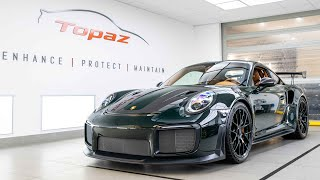 Our Biggest Transformation EVER!? $100,000 Porsche GT2 RS Customisation