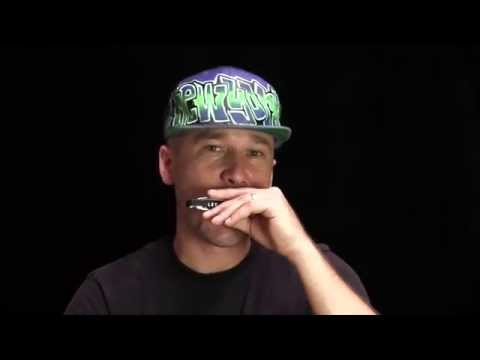 Easy Harmonica Song Low Rider  War Harmonica Lesson
