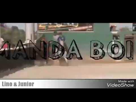 LINO E JÚNIOR MANDA BOI