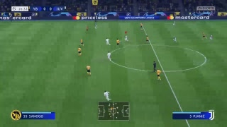 BSC Young Boys vs. Juventus | UEFA CHAMPIONS LEAGUE GROUP STAGE | FIFA 19