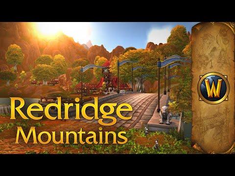 World Of Warcraft - Music & Ambience - Redridge Mountains