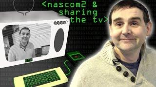 Nascom 2 & Sharing the TV - Computerphile