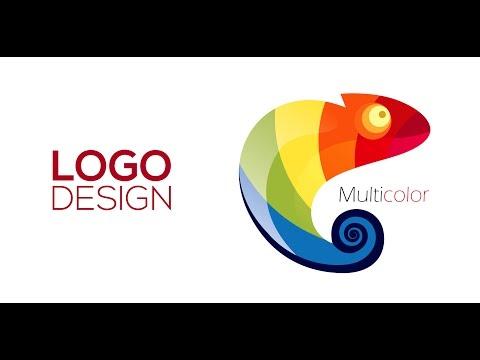 Professional Logo Design – Adobe Illustrator cc (Multicolor)