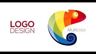 Professional Logo Design - Adobe Illustrator cc (Multicolor)