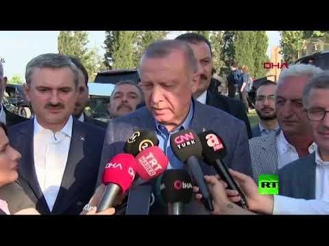 أردوغان يعلق على وفاة مرسي ويشن هجوما على السيسي  - نشر قبل 2 ساعة