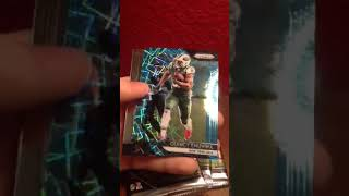 2018 NFL Prizm Football Trading Cards 1 HIT!!!
