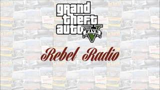 GTA V - Rebel Radio (Willie Nelson - Whiskey River)