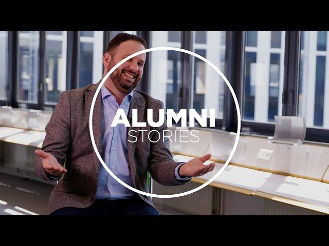 #AlumniStories: Charles, promo 2000, Senior Director