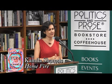 "Kamila Shamsie, ""Home Fire"""