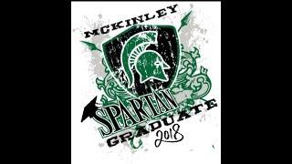 McKinley Spartan Class of 2018 - 8th Grade Graduation!