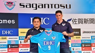 J League: Sagan Tosu signs Fernando Torres