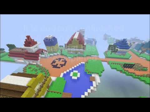 Paper Mario Minecraft Map! (DOWNLOAD LINK) (UPDATED AUGUST 26, 2015)