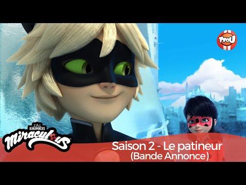 Miraculous saison 2 | Le Patineur | Bande Annonce