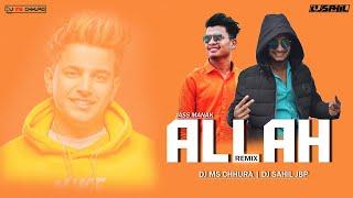 Allah Jass Manak Remix Dj Ms & Dj Sahil Jbp