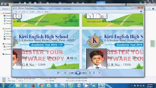 id card maker software with crack