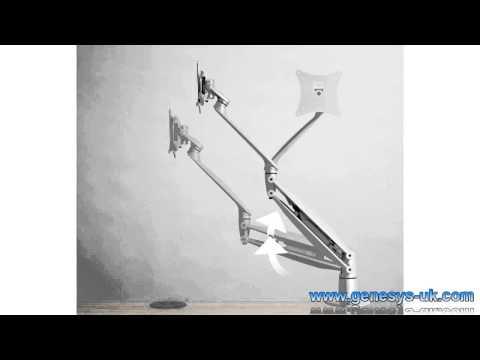Cygnus Monitor Arm - Cygnus Monitor Mount