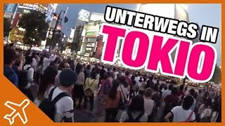 Follow me around TOKIO I mit Philipp Steuer
