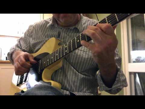 Fixing A Hole - The Beatles - solo guitar