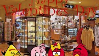 Angry Birds Plush: Valentine