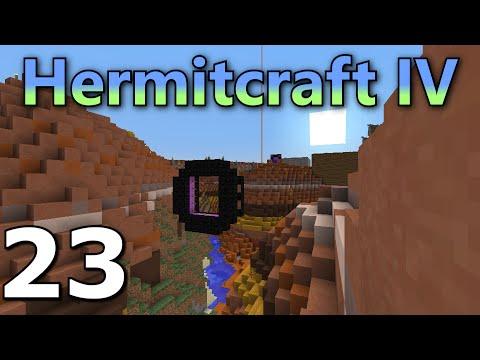 Hermitcraft 4 Ep.23- Elytra Course!