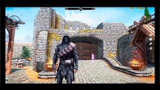 19 The Elder Scrolls V : Skyrim (SA-Evolution 2.4 RC) Крафт с душой