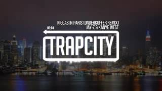 Repeat youtube video Jay-Z feat Kanye West Ni***s in Paris Trap City Remix