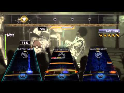 There Goes My Gun by The Pixies Full Band FC #1455