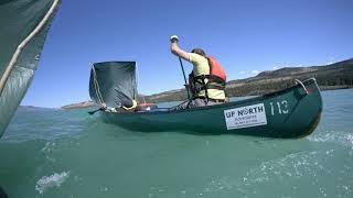 Yukon River Canoe Adventure Trip with Kids