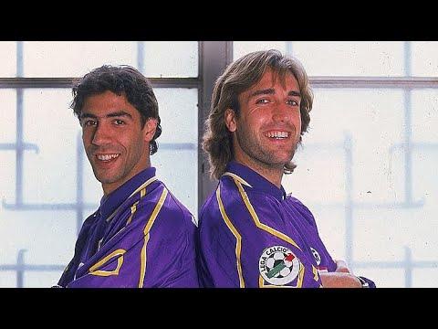 Rui Costa & Batistuta ● Most Lethal Duo Ever ||HD|| ►RC10 - GB9◄