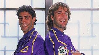 Rui Costa & Batistuta ● Most Lethal Duo Ever   HD   ►RC10 - GB9◄