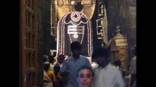 thiruvanamali-lord shiva living as fire, Thiruvanamalai spb song
