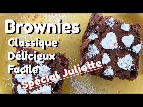 comment-faire-des-brownies---simple-et-rapide---spÉcial-juliette