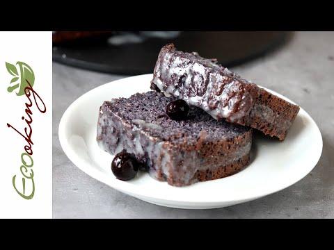 🔥ХИТ! Смородиновый пирог на зеленой гречке / без муки / без сахара / vegan (постный)