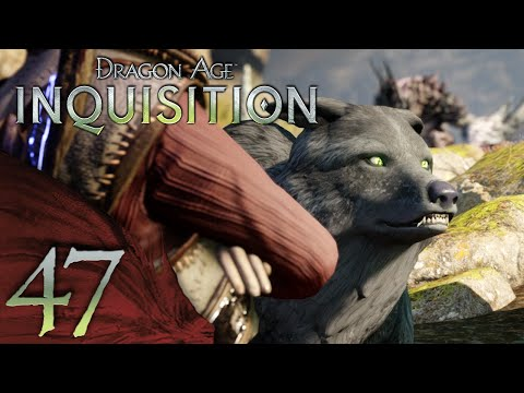 Mr. Odd - Let's Play Dragon Age: Inquisition - Part 47 - Solas' Spirit [Elf Mage]