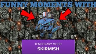 FUNNY MOMENTS WITH MENDER (SKIRMISH)