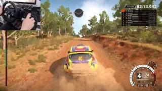 Peugeot 208 - DiRT 4 - Logitech G920 Gameplay