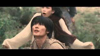 «Атака Титанов. Фильм первый. Жестокий мир» - отрывок №1