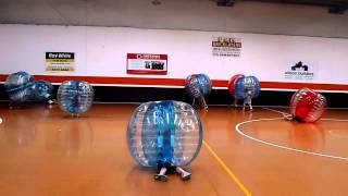 Kids Bubble Soccer 28/4/14 [Part 2 of 3]
