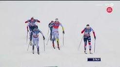 Women Final Lillehammer Sprint Final World Cup 2017 Maiken Caspersen Falla