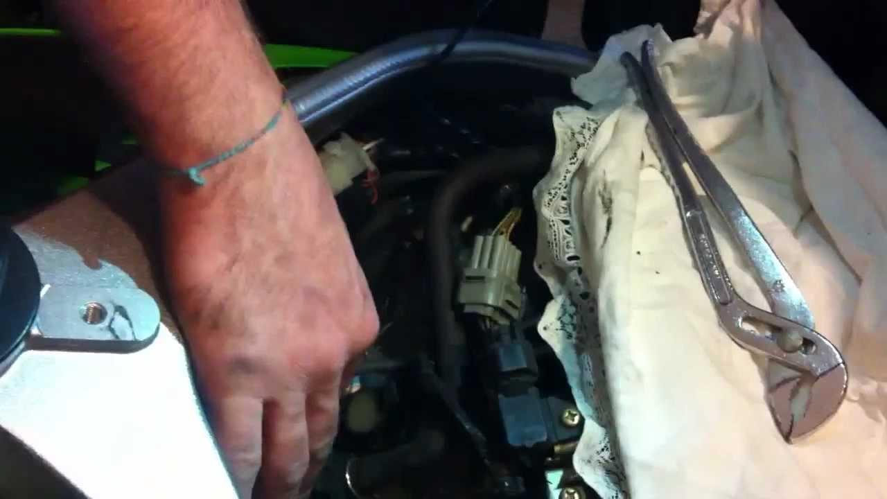 Cambio Candele Kawasaki Ninja Zx 6r 03 04