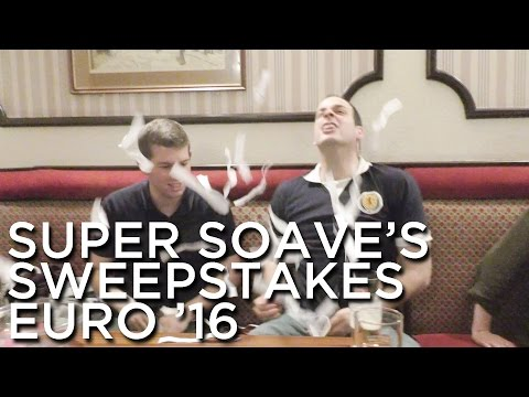 2016-05-29 'Super Soave's Sweepstakes: Euro 2016'