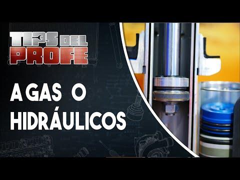 Hidráulico vs a gas - Tips del Profe -