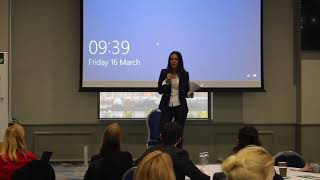 Sophie Gradon's Speech - The impact of social media on young children