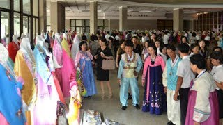 17th National Exhibition of Korean Dress Opens in the DPRK