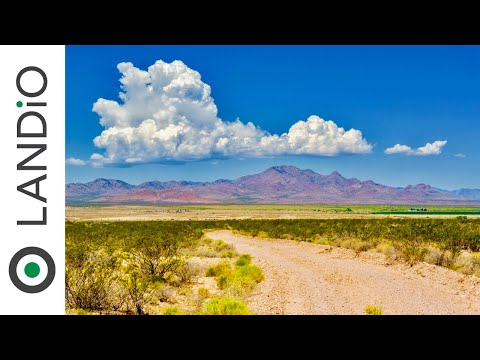 SOLD By LANDiO • Land In New Mexico • 160 Acres Bordering BLM Land